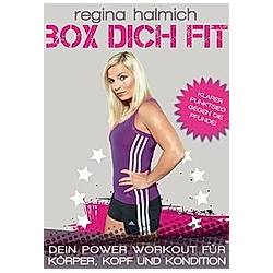 Box Dich fit! - Regina Halmich