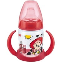 NUK Babyflasche Disney Pixar Toy Story Trinklernflasche 150ml,Girl bunt
