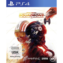 Star Wars: Squadrons PS4 USK: 16
