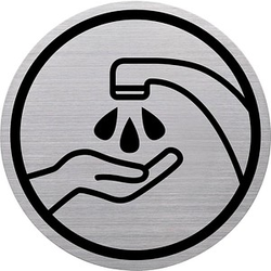 helit Piktogramm the badge - Hände waschen