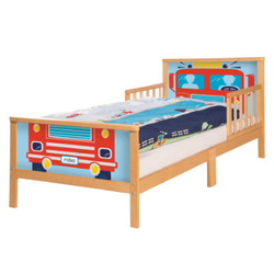 roba Toddler Komplettbett Car