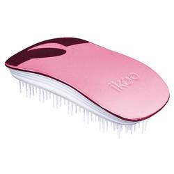 IKOO Hairbrush Metallic Home Rose