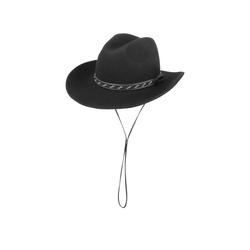 Lierys Cowboyhut (1-St) Cowboyhut L (58-59 cm)