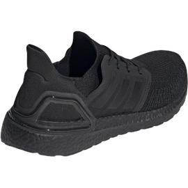 adidas Ultraboost 20 M core black/core black/solar red 36