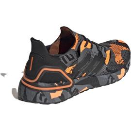 adidas Ultraboost 20 M core black/core black/signal orange 42 2/3