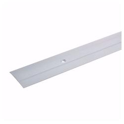 acerto® Übergangsprofil acerto® Übergangsprofil Alu 100cm 38x18 mm silber