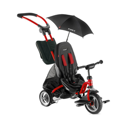 Puky Dreirad Dreirad CAT S6 CEETY, schwarz rot