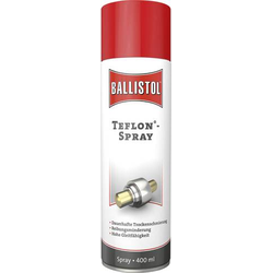 Ballistol 25607 Teflon-Spray 400ml
