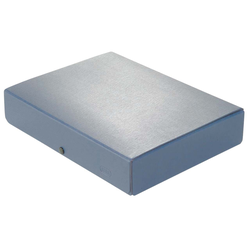 ELBA Dokumentenmappe 6cm blau