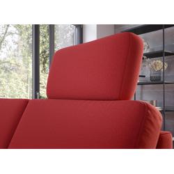 sit&more Kopfstütze, im 2er-Set rot Zubehör für Polstermöbel Möbel Kopfstütze