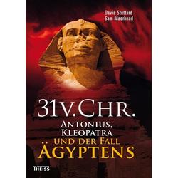 31 v. Chr. als Buch von Sam Moorhead/ David Stuttard