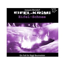 Jacques Berndorf - Eifel-Krimi Folge 7-Eifel-Schnee (CD)