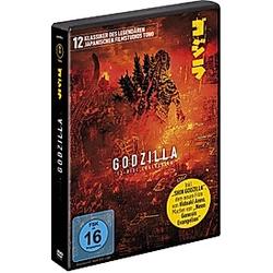 Godzilla Collection - DVD  Filme