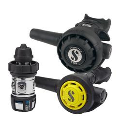 Scubapro MK2 Evo - DIN / R195 / R095 Octopus - Atemregler - Set