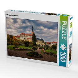 Schloss Weesenstein Lege-Größe 64 x 48 cm Foto-Puzzle Bild von Stefan Becker Puzzle