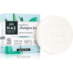 N.A.E. Equilibrio Organisches Shampoo als Waschstück 85 g