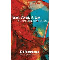 Israel Covenant Law als Buch von Kim Papaioannou