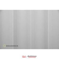 Oracover Bügelfolie Oracover weiß (2 Meter) / X3000