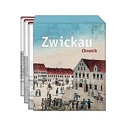 Chronik Zwickau  3 Bde. - Buch