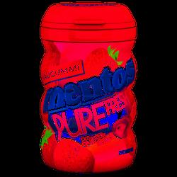 mentos Gum Squeez Erdbeere Menge:60g