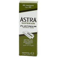 ASTRA Rasierklingen Superior Platinum 100 St.