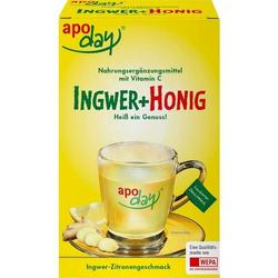 apoday Ingwer + Honig + Vitamin C