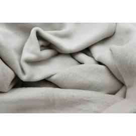 Biederlack Uno Cotton 100 x 150 cm silber