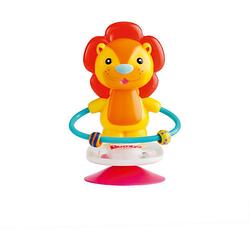 Saugnapf Toy - Luca der Löwe rot-kombi