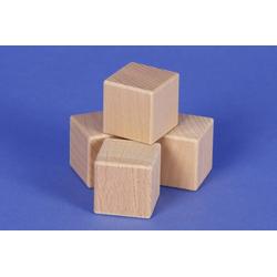 Geometrische Krper - Wrfel 3 cm