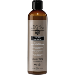 Nook Magic Argan Oil Secret Shampoo 250 ml