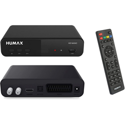 Humax Humax HD Nano Digitaler HD Satellitenreceiver Satellitenreceiver