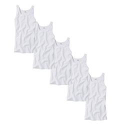 GÖTZBURG Unterhemd (5 Stück), 5er Pack Feinripp 6 / L
