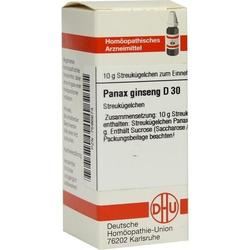 PANAX GINSENG D30