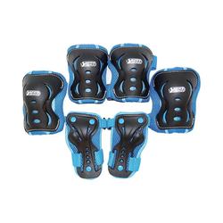 Best Sporting Protektoren-Set Protektoren, blau blau 120-130