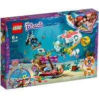 Lego Friends Rettungs-u-boot Für Delfine (41378)