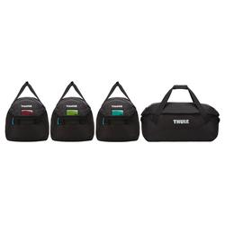 GoPack Set, 4 Taschen für Dachboxen