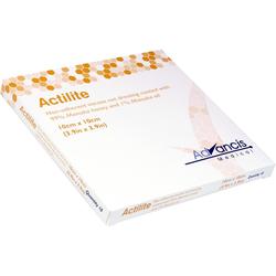 Actilite 10x10 cm Honig Wundauflage