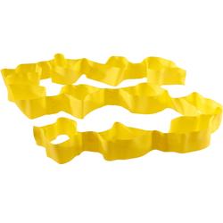 TheraBand CLX leicht Gymnastikband in gelb, Größe LEICHT gelb LEICHT