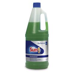 Sun Professional Gläserspülmittel geruchsneutral geschmacksneutral stabile Bierschaumkrone 1l