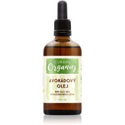 Curapil Organics Avokado-Öl Für Körper und Haar 100 ml