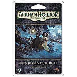 Arkham Horror  Das Kartenspiel - Krieg der Äußeren Götter (Spiel-Zubehör)