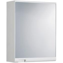 Sieper Spiegelschrank Kosmetikschrank, Breite 35 cm weiß