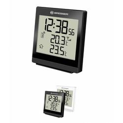 BRESSER TemeoTrend SQ Funktemperaturstation - Thermometer (weiss)
