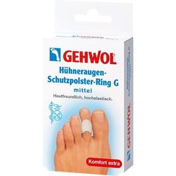 GEHWOL Hühneraugen-Schutzpolster-Ring G mittel 3 St
