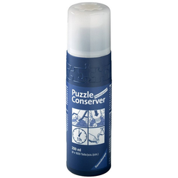 Ravensburger Puzzle Puzzle-Kleber- Conserver Permanent, Puzzleteile