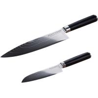 ECHTWERK Damaszener Messerset