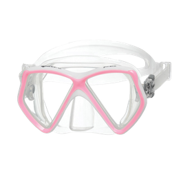 Maske - Junior - Pirate - Pink Klar