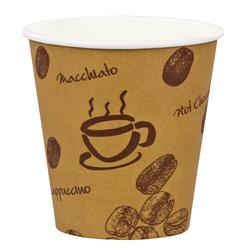 Espressobecher Premium  `Coffee to go` Pappe beschichtet 100 ml,  50 Stk.