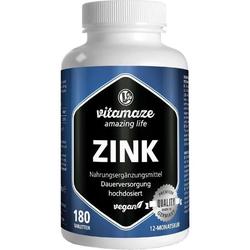 Zink 25 mg hochdosiert