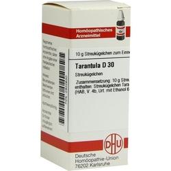 TARANTULA D 30 Globuli 10 g